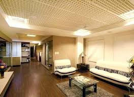 full size of false ceiling designs for small living room india design rectangular with two fans
