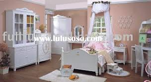 Bedroom: 7 Piece Girls White Bedroom Furniture Sets Including White ...