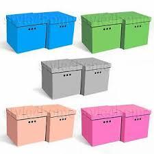 home office storage boxes. image is loading stylish2pcsdecorativestorageboxesikeahomeoffice home office storage boxes r
