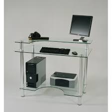 full size of desks z line belaire glass l shaped computer gaming desk