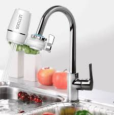 faucet for filtered water. lts-86 tap faucets water filter washable ceramic mount purifier faucet for filtered