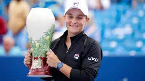 Ashleigh Barty wins fifth WTA title of ...