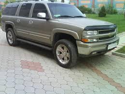 2003 Chevrolet Suburban Pictures, 8100cc., Gasoline, Automatic For ...
