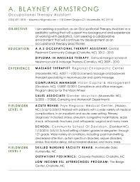 b armstrong ota resume