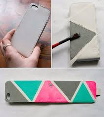 diy phone case designs with nail polish