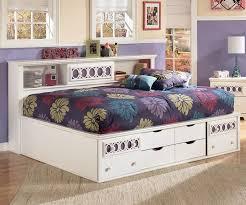 ashley furniture zayley full size bookcase storage bed b131 series wonderland girls bedroom furniture ashley furniture bedroom photo 2
