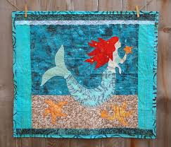 Mermaid Quilt Pattern Unique Design Ideas