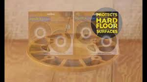 furniture grippers. slipstick furniture grippers stop from moving on hard floor surfaces t