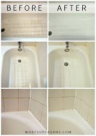 gallery of cleaning yellow stains on an old porcelain tub thriftyfun unique how to clean a dirty bathtub pleasant 9