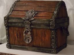 picture of if i could i wood a shaper sheet treasure chest