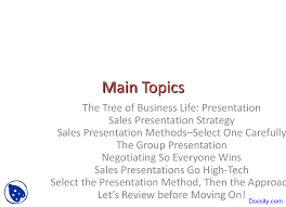 s presentation method psychology of selling lecture slides this is only a preview