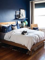 Exellent Apartment Bedroom Easygoing Nautical New England Style In Boston Inside Design Decorating