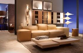 Modern Storage Cabinets For Living Room Photograph Storage Cabinet Brown Modern Sofa Wooden Coffee Table