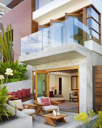Architecture Modern Small Tropical House