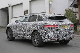 2018 jaguar f pace svr. brilliant pace jaguar fpace svr spied  inside 2018 jaguar f pace svr