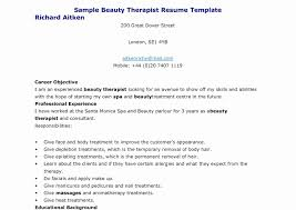 Hair Stylist Job Description Resume Cover Letter Fortology Massage Therapist Unique Beautician Job 85