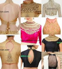 Kolar Design Blouse Classy High Neck Blouse Designs 10 Trendy Patterns Blouse