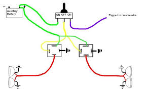 view topic rear reverse work lights inc wiring diagram image