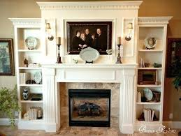 conway electric fireplace with bookcases bookshelves living room bookcase white sei newport classic espresso