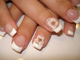 nail-art-designs-amazing-floral-motive-wedding-bridal-nail-design ...