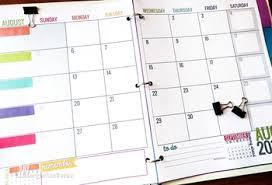 planning calendar template 2018 2017 2018 colorful teacher planning calendar template by