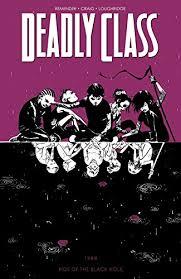 Amazon.com: Deadly Class Vol. 2: Kids of the Black Hole eBook: Remender,  Rick, Craig, Wesley, Loughridge, Lee: Kindle Store
