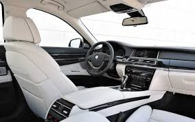 All BMW Models 2013 bmw 7 series : Refreshed 2013 BMW 7 Series Gets Updated Engines, 750i Has 445 HP ...