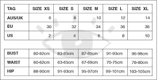Photo Size Chart Size Chart Phoebe Knox