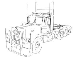 Camper Coloring Pages At Getdrawingscom Free For Personal Use