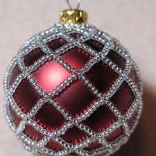 Beaded Christmas Ornaments Patterns Unique Winsome Ideas Beaded Christmas Ornament Patterns Cover Handmade