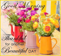 Good Morning Thankful Quotes Best of Good Morning Thankful For Another Day Quote Pictures Photos And