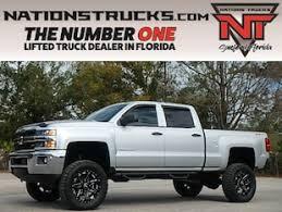 Lifted Truck Inventory - Sanford, FL   Nations Trucks