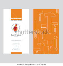 handyman business handyman business cards