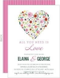 wedding invitations with hearts country wedding invitations country wedding invites