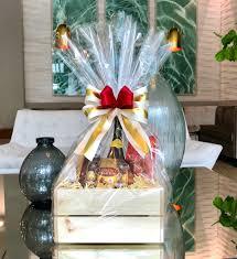 sparkling wine chocolate box