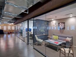 office meeting room. There Are Several Different Types Of Meeting Rooms In The Conde Nast Entertainment Office. Located New York And Designed By TGP Architecture, Office Room