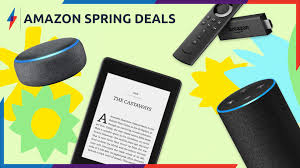 amazon spring 8 days of deals across echo kindle and more