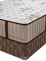 stearns and foster king mattress. Stearns \u0026 Foster Estate Walnut Grove Ultra Firm Twin XL Mattress II Only And King