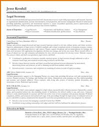 100 Legal Resume Objective Computer Science Internship