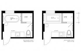 Impressive Small Bathroom Design Plans Small Narrow Bathroom Floor Small Narrow Bathroom Floor Plans