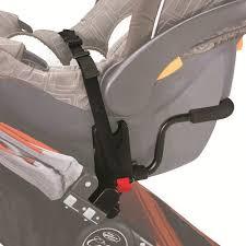 baby jogger car seat adaptor single