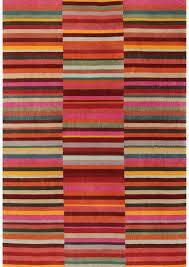 jacob red multi rug