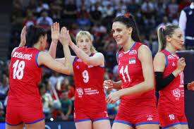 เซอร์เบีย ตุรกี ลิ่วรอบชิงวอลเลย์บอลหญิงชิงแชมป์ยุโรป 2019 - ย้อนหลังรอบรอง  | Thaiger ข่าวไทย