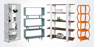 12 Best Minimalist Bookshelf Designs & Modern Bookcases