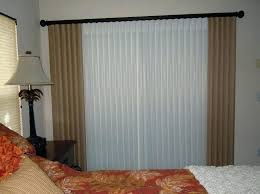 sliding glass door curtains with blinds patio door curtains and blinds decorating sliding glass door blinds