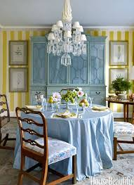 House Beautiful Dining Rooms Style Best Inspiration