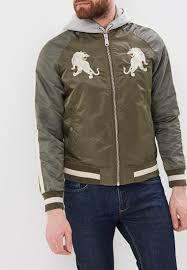 Куртка Schott NYC SCHOTT Retro <b>Souvenir</b> Bomber Jacket SUKA2