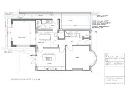 floor plans for house extension. portfolio paul bell design house extension plans sheffield sunroom plan newc floor for n