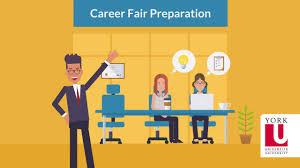 Career Fair Preparation And Tips