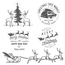 Christmas Gift Stamp Stock Photos And Images 123rf